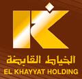 El-Khayyat Landing Page